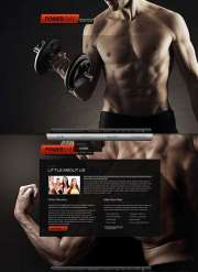 Gym Sport Club - HTML5 templates